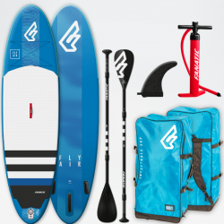 Fanatic Fly Air 10'4 Package