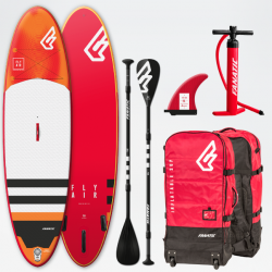 Fanatic Fly Air Premium 10'4 Package