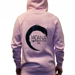 Moana Six Hoodie Unisex Pink