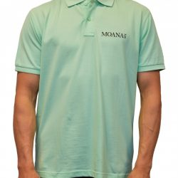 Moana Six Polo Mint