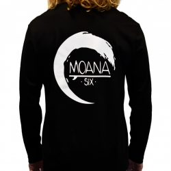 Moana Six Longsleeve Black Men