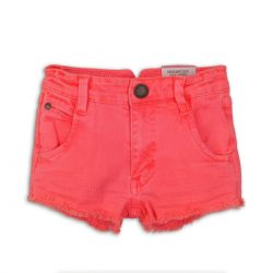 DJ Dutch Jeans Shorts Neon Pink
