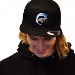 Moana Six Snapback Black