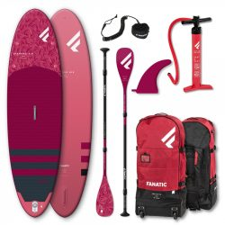 Fanatic Diamond Air 10'4( Package )