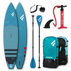 Fanatic Ray Air Pure 11'6 ( PACKAGE )