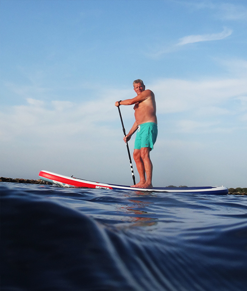 SUP (stand-up Paddle Boards)