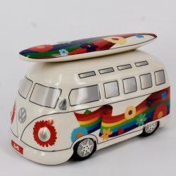 Spaarpot Surfbus Hippie