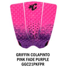 Creatures Colapinto Pink Purple Tailpad