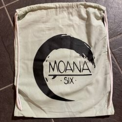 Moana Six Bag Mint ( 35×45 )