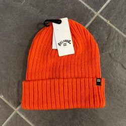 Billabong Arcade Beanie Orange