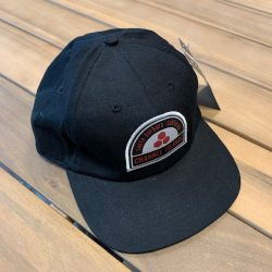 Channel Islands Sol Cap Black
