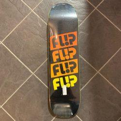 Flip Quatro Faded 8.25 Skateboard Deck