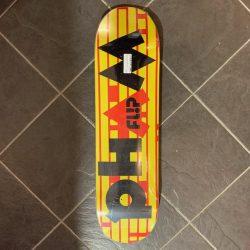 Flip Pham Glitch 8.3 Skateboard Deck