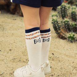 Girls Knee Socks 2-pack