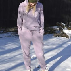 Moana Six Trainingspak Dyed Lilac ( Unisex )