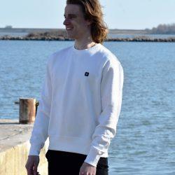 Element 92 CR Sweater White