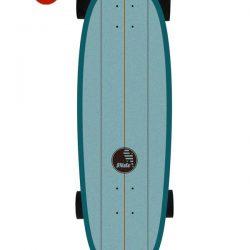 """Slide Surfskate Gussie Spot-X 31"""""""