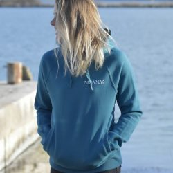 MOANA SIX HOODIE SEAGREEN (UNISEX) LIMITED COLOR!