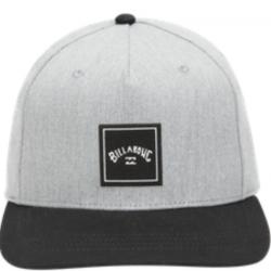 Billabong Stacked Snapback Grey