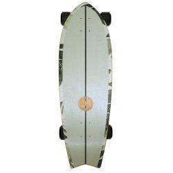 "Slide Surfskate Fish Pavones 32"""