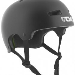 TSG Evolution Helmet Black ( Kids / Adults )