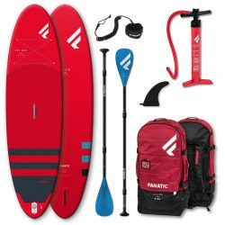 Fanatic Fly Air Pure 10'4 Package Red ( BEST DEAL )
