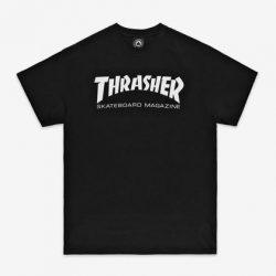 Thrasher Skate Mag T-shirt Black