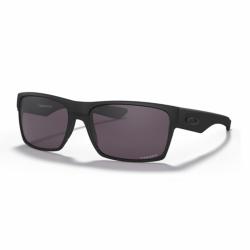 Oakley Two Face Steel Prizm Grey