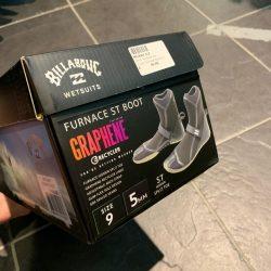 Billabong Furnace ST Boot 5MM